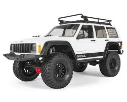 jeep cherokee power wheels scx10 ii 2000 jeep cherokee rock crawler kit by axial axi90046