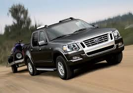 ford sports truck 2007 2010 ford explorer sport trac review top speed