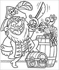 pirate coloring pages google coloring pages