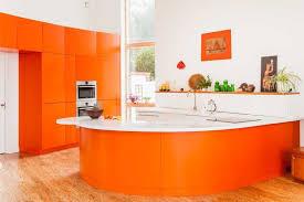 white kitchen cabinets orange walls 10 beautiful kitchens with orange walls