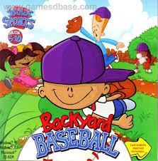 backyard baseball download backyard ideas