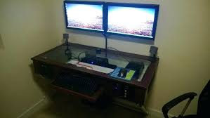 25 Best Ideas About Gaming Setup On Pinterest Pc Gaming by Gaming Computer Desk Melbourne 14 Custom Gaming Computer Desk
