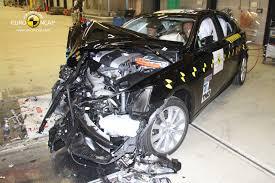 Mazda 6 Ratings Toyota Corolla Sedan Mazda 6 Lexus Is Earn Five Star Euro Ncap