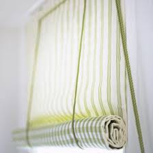Pull Up Curtains Make A Roll Up Blind Ideal Home