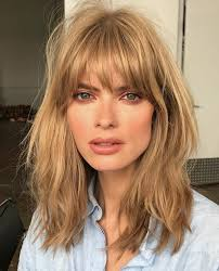lob hairstyles with bangs 613 best bangs hairstyles french images on pinterest short bobs
