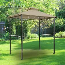 Gazebo Awning Menards Gazebo Replacement Canopy Garden Winds