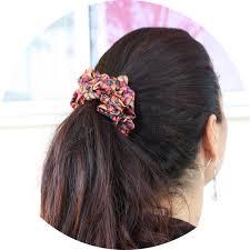 hair scrunchies junk food hair scrunchies hauspanther
