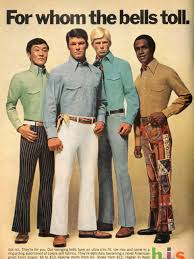 hairstyle fads how much attention should you pay to them 1970s clothing advertisements show decade u0027s cringe worthy fashion