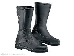 motorcycle boots review sidi on road gore tex boots review motorcycle usa