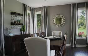 dining room curtains ideas home design 79 extraordinary dining room curtain ideass