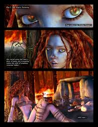 Bad Dragon The Androssian Prophecy Page 4 Rough Draft By Bad Dragon On Deviantart