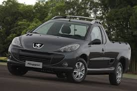 peugeot 207 2011 peugeot hoggar pickup truck version of 207 fully revealed
