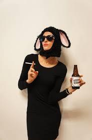 Lamb Halloween Costume Blaaaaack Sheep Family Wear Handmade