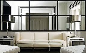 Cermin Senam harga kaca cermin dinding permeter persegi harga bahan bangunan