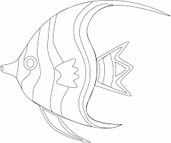angel fish coloring pages printable printable coloring sheets