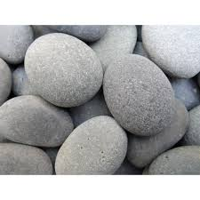 Large Pebbles For Garden Beach by Small Landscape Rocks Hardscapes The Home Depot