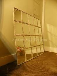 Floor Mirror Pottery Barn Another Daily Blog 699 Pottery Barn White Paned Mirror Diy Knock