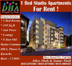 450 sq ft apartment 450 square feet apartment for rent in dha phase 5 karachi aarz pk