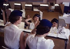 Texas Travel During Pregnancy images Sexy stewardesses were exploited by airlines to sell more tickets jpeg