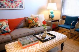 mixing styles in your living room becoration
