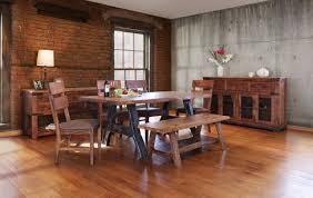 Artisan Home Furniture IFD Parotta Dining Set Freeds Fine - Artisan home furniture