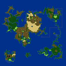 World Map Game Final Fantasy Ii Game Maps Ian Albert Com