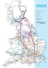 Map Of World Uk by National Rail Map Of The Whole Of The Uk Operators Eisenbahn