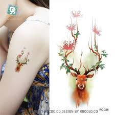 waterproof temporary tattoos paper for and 3d