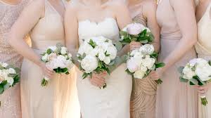 bridesmaid bouquets the prettiest peony wedding bouquets southern living
