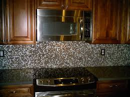 Glass Tile Backsplash Ideas For Kitchens Kitchen Kitchen Backsplash Tile Metal Backsplash Granite