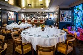 private dining in the west end the ivy soho brasserie london