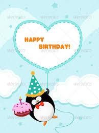 Penguin Birthday Meme - 612 best happy birthday general images on pinterest birthdays