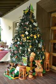jamaican ornaments rainforest islands ferry