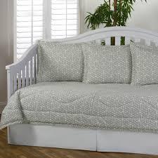 Daybed Comforter Set Delectablyyours Quarry Daybed Bedding Comforter Set By