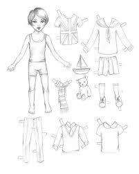 printable paper dolls lova s world printable paperdolls meet london sweet paul magazine