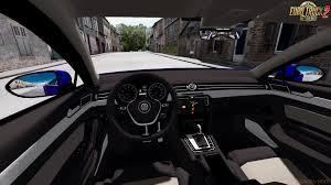 volkswagen passat 2015 interior volkswagen passat rline 2015 interior v1 0 1 28 x for ets 2