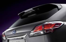 lexus rx 450h used 2014 2015 lexus rx 350 rx 450h get minor updates motor trend wot
