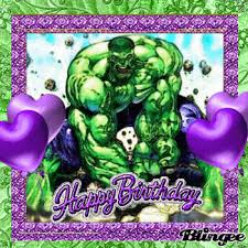 happy birthday incredible hulk picture 122826949