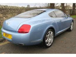 bentley continental mulliner used bentley continental coupe 6 0 gt mulliner 2dr in edinburgh