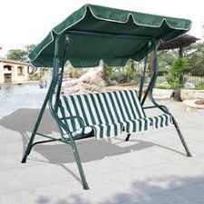 Swinging Outdoor Chair Swings On Sale Steel Kmart