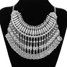 antique necklace silver images Antique silver necklace jpg