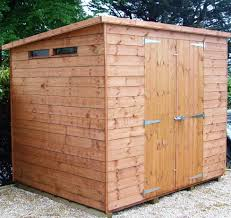 Contemporary Garden Sheds 8x12 Contemporary Prefab Garden Shed Country Style Storage Barns