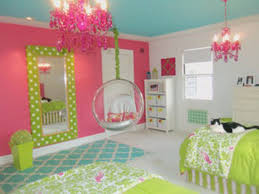 Girls Pink Chandelier Bedroom Ideas For Teens Girls Cool Great Pink Bed Modern Crystal