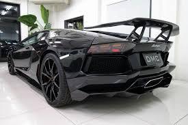 lamborghini aventador lp700 4 black dmc aventador molto veloce nero