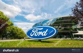 logo ford 2017 aachen germany april 2017 ford logo stock photo 719335846