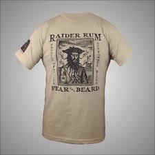 Blackbeards Flag Raider Rum Blackbeard