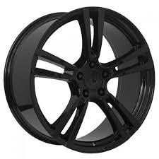 porsche cayenne replica wheels 22 factory style black porsche cayenne panamera replica wheels