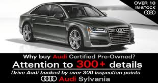 audi cpo warranty transfer why choose a certified pre owned audi model