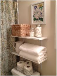 bathroom storage solutions for bathroom closet floating shelves