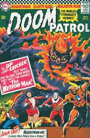 25 doom patrol ideas comic book covers comic